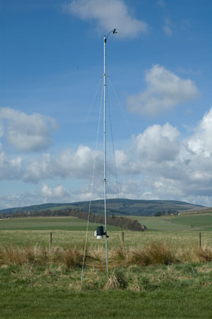 Glenbervie Weather Station